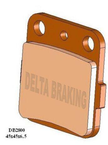 _Delta Bremsbeläge Hinten Yamaha YZ 60/80/85 93-.. Vorne Honda CRF 150 R 07-.. | DB2800 | Greenland MX_