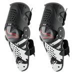 _Alpinestars SX-1 Knee Guards Black/White/Red | 6506316-123-P | Greenland MX_