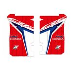 _Blackbird Replica Team HRC 2020 Honda CRF 250 R 14-17 Radiator Louver Decal Kit | A105R21 | Greenland MX_
