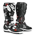 _Sidi Crossfire 2 SRS Boots Black/White | BSD2212100 | Greenland MX_