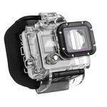 _GoPro Zubehör Armbandgehäuse für Hero 3/Hero 3+ | AHDWH-301 | Greenland MX_