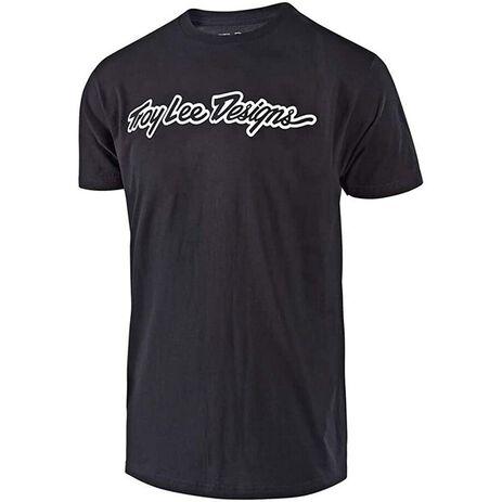 _Troy Lee Designs Signature T-Shirt | 70103721-P | Greenland MX_