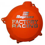 _Boyesen Clutch Cover EXC-F 250 13-16 350 12-16 SX-F 250 13-15 350 11-15 Orange | BY-CC-44AO | Greenland MX_