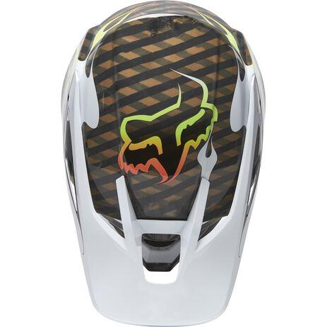 _Fox V3 RS Fahren Helmet   28021-922-P   Greenland MX_