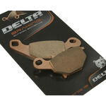 _Delta Front Brake Pads Suzuki RM 80 96-01 RM 85 02-04 DRZ 125 03-10 KLX 125 03-06 | DB2250 | Greenland MX_