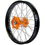 _Talon-Excel KTM SX/SXF 12-.. Husqv. FC/TC 16-.. 19 x 1.85 (Axle 25MM) Rear Wheel orange-black | TW693NORBK | Greenland MX_