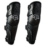_Fox Titan Pro D3O Knee Guards | 25190-001-P | Greenland MX_