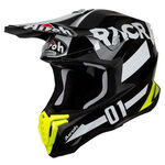 _Airoh Twist Racr Helmet Black | TWRA17 | Greenland MX_