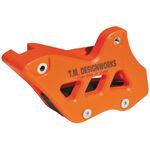 _Chain guide TMD FEKTM EXC 08-.. SX 07-15 Husqvarna 14-.. Sherco 10-.. orange | RCG-KT3-OR | Greenland MX_