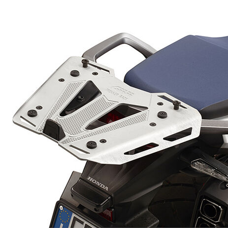 _Support Spécifique pour Top Cases Monokey ou Monolock Givi Honda CRF 1000 L Africa Twin 16-17 | SR1144 | Greenland MX_