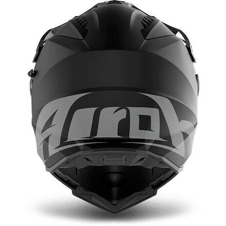 _Airoh Comander Helmet Black | CM11 | Greenland MX_