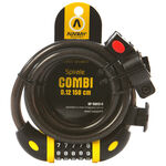 _Auvray Combi Lock with Code D.12 in 150 cm | SPC150AUV12 | Greenland MX_