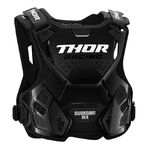 _Thor Guardian MX Youth Roost Deflector Charcoal/Black | 2701-086-P | Greenland MX_