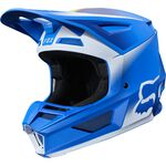 _Fox V2 Vlar Helmet Blue | 24264-002 | Greenland MX_