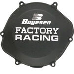 _Boyesen Clutch Cover KTM SX 85/105 06-17 Husqvarna TC 85 14-17 Black | BY-CC-46B | Greenland MX_