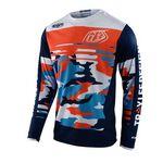 _Troy Lee Designs GP Formula Jersey Camo Blue   307982022-P   Greenland MX_
