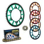 _Transmission Kit Kawasaki KX 250 87-98 Renthal-Gnerik Mixed-Gnerik | KT-C269 | Greenland MX_
