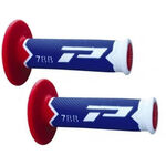 _Pro Grip 788 Triple Grips Blue/Red | PGP-788BLRD-P | Greenland MX_