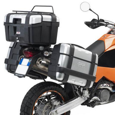 _Spezifischer Träger für Monokey Kuffe Givi KTM Adventure 950/990 03-04 | SR7700 | Greenland MX_
