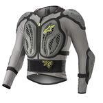 _Alpinestars Bionic Action Protective Jacket Grey/Yellow Fluo   6506818-9355   Greenland MX_