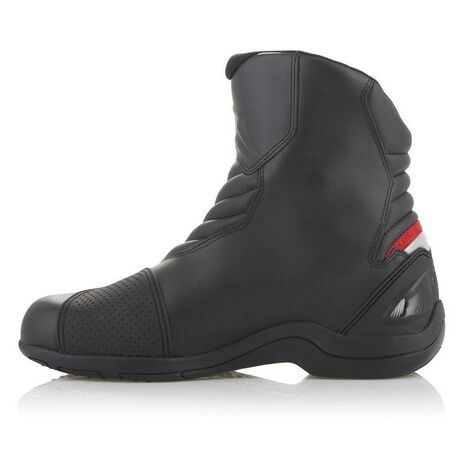 _Alpinestars Honda New Land Drystar Boots Black/Red | 2442118-13 | Greenland MX_