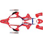 _Full Sticker Kit Honda CRF 450 R 2021 HRC   SK-HCRF45021HRCRED-P   Greenland MX_