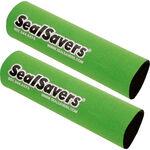_Neoprene fork seal savers long green | SS-006L | Greenland MX_
