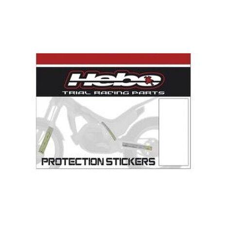 _Hebo Universal Rahmenschutz Aufkleber Kit Gelb Fluo | HM1321 | Greenland MX_