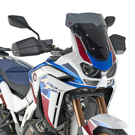 _Spezifisches Windschild Givi Honda CRF 1100 L Africa Twin AS 20-.. | D1178B | Greenland MX_