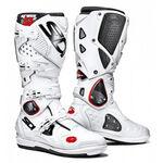 _Sidi Crossfire 2 SRS Boots White | BSD2211100 | Greenland MX_