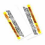 _Pro Circuit Showa Fork Decals | DCSHOWA | Greenland MX_