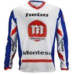 _Jersey Hebo Montesa Classic III | HE2163A-P | Greenland MX_