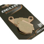 _Delta Rear Brake Pads Gas Gas 80/125 EC 94-95 KTM 89-93 (Brembo-Grimeca) | DB2050 | Greenland MX_