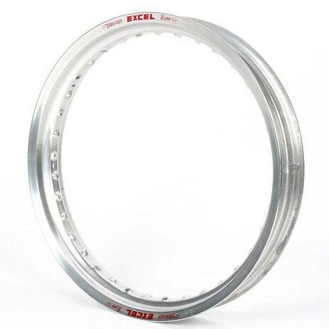_Excel Felge Hinten 19 x 2. 15 32 H Honda Silber | GES414 | Greenland MX_