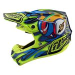 _Troy Lee SE4 Composite Helm Eyeball | 10515601-P | Greenland MX_