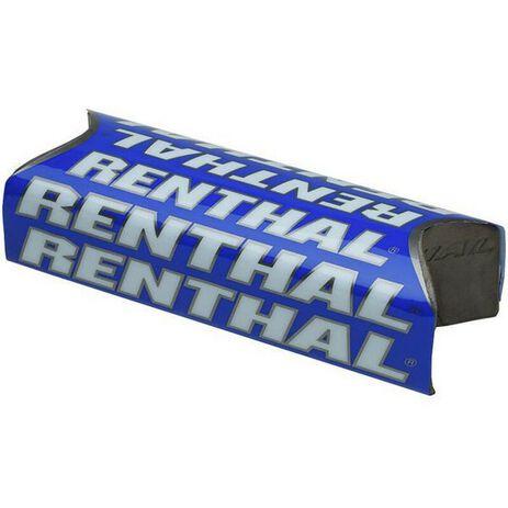 _Renthal Fat Bar Team Issue Square Lenker Pad Blau | P281-P | Greenland MX_