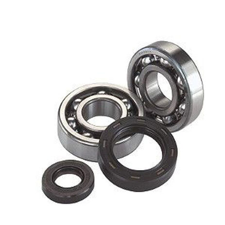 _Hot rods crank shaft bearing and seals Kawasaki KX 450 F 06-07 KLX-R 08-13 KFX 450 R 08-14 | K056 | Greenland MX_