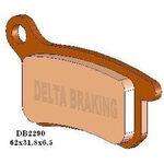 _Delta Front Brake Pads KTM SX 65 02-13 SX 85 03-.. Rear SX 65 09-13 SX 85 03-10 | DB2290 | Greenland MX_