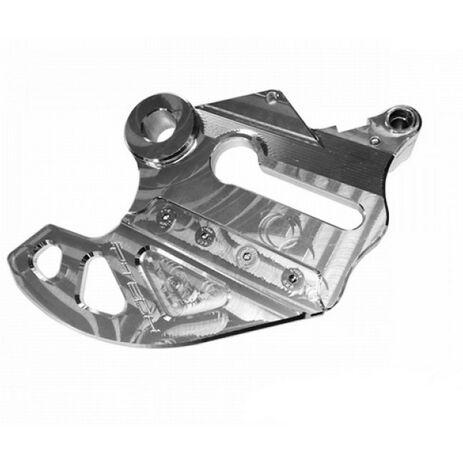 _P-Tech Rear Brake Disc Guard Gas Gas EC 250/300 XC 250/300 10-19 | TPK003 | Greenland MX_