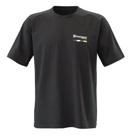 _Husqvarna Striped T-Shirt   UHS210052800   Greenland MX_