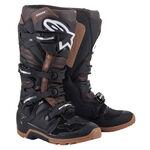 _Stiefel Alpinestars Tech 7 Enduro Schwartz/Braun   2012114-1089   Greenland MX_