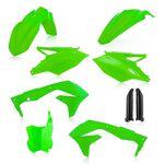 _Kit plastiques Acerbis Kawasaki KX 450 F 16-17 Vert Fluor | 0021843.131-P | Greenland MX_