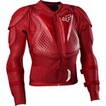_Fox Titan Sport Body Protektoren-Jacke Rot   24018-122   Greenland MX_