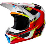 _Fox V1 Motif Kinder Helm | 21784-054-P | Greenland MX_