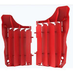 _Polisport Radiator Louver Kit Honda CRF 250 R 18-19 Red | 8464200002 | Greenland MX_