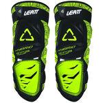 _Leatt 3DF Hybrid Knieprotektoren Schwarz/Lime   LB50154004300P   Greenland MX_