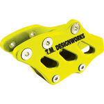 _Chain guide TMD FE2 Suzuki RM/RMZ 99-15 Yamaha YZ 125/250 96-07 WR/YZF 06-08 yellow | RCG-SY2-YL | Greenland MX_
