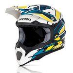 _Acerbis Impact Helmet Yellow/Blue | 0021593.274.00P | Greenland MX_
