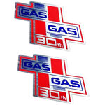 _Decals Pair of GAS GAS 30th Anniversary | PU00642014 | Greenland MX_