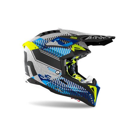 _Airoh Aviator 3 Wave Helmet | AV3W16 | Greenland MX_